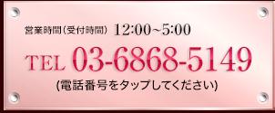 12:00~05:00/TEL03-6869-6999